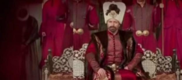 Sułtan Sulejman Wspaniały znowu ulegnie Hurrem