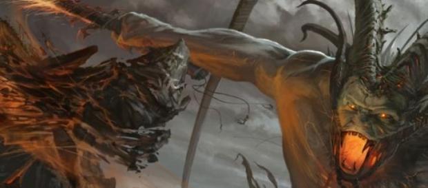 Surtur, el mas temido de Asgard