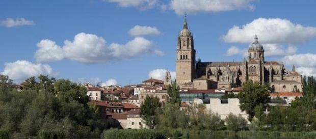 Vista de Salamanca - CC-by-sa Santiagova