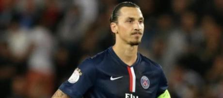 Ibrahimovic non torna al Milan, resta in Francia