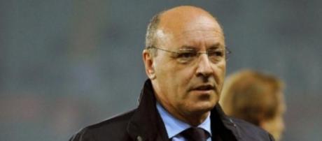 Il direttore Marotta cerca una punta per la Juve
