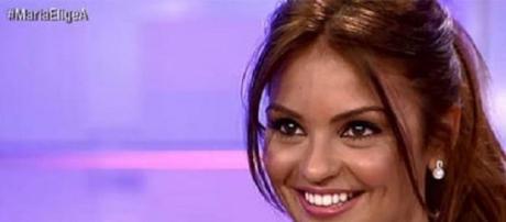 María Hernández en su final de MYHYV