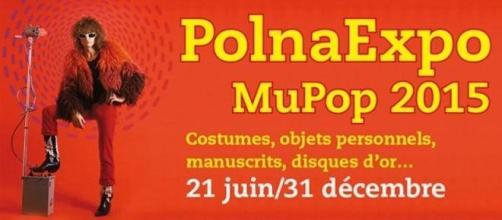 Affiche de la PolnaExpo de Montluçon.