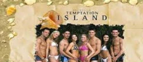 Alcuni partecipanti al reality Temptation Island.
