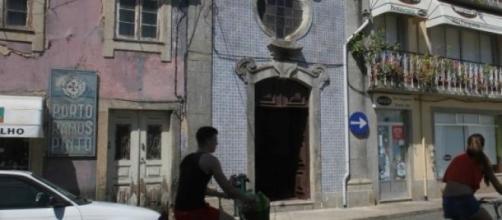 Capela Nossa Senhora Fátima assaltada