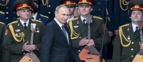 Comunicado sobre o aumento do arsenal russo