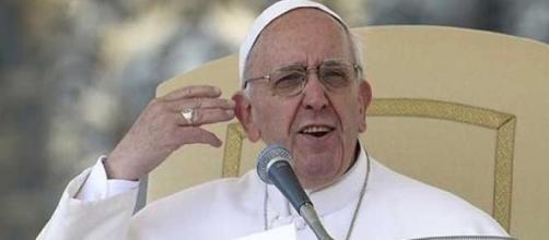 El Papa Francisco haciendo historia.