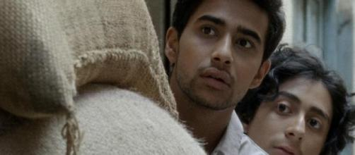 Suraj Sharma and Tony Revolori at LIFF