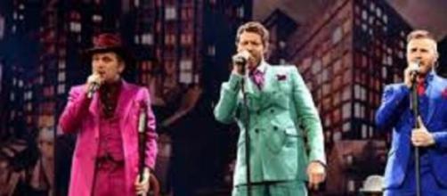 Take That Live: dall'Arena O2 di Londra al cinema