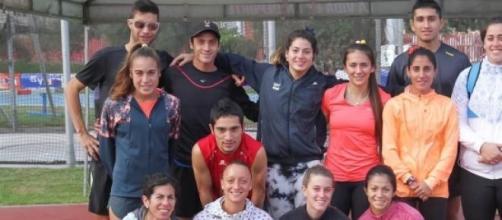 Una atleta argentina tuvo un récord histórico