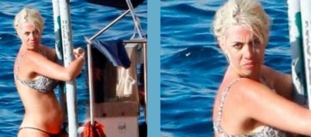 El Ocaso De Wanda Nara En Ibiza