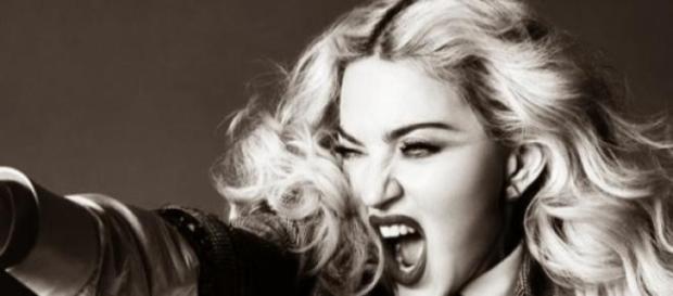 Madonna quer abanar o mundo da pop.