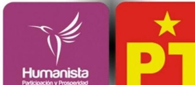 PT y Humanista no alcanzaron el 3% de los votos.