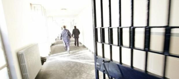 Un'immagine di un penitenziario italiano