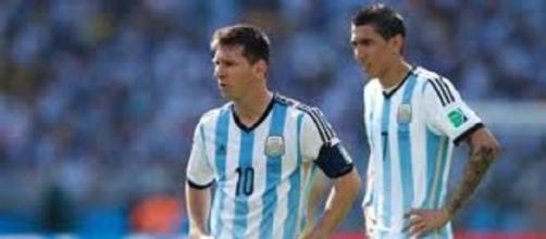 Argentina-Giamaica Gruppo B