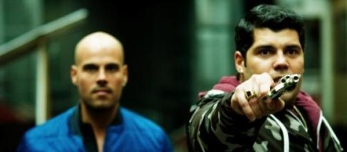 Ciro e Jenny in una scena della prima serie