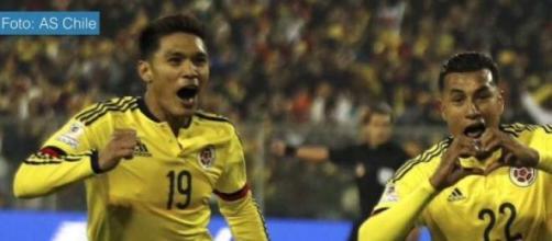 Colombia le gana uno a cero a Brasil