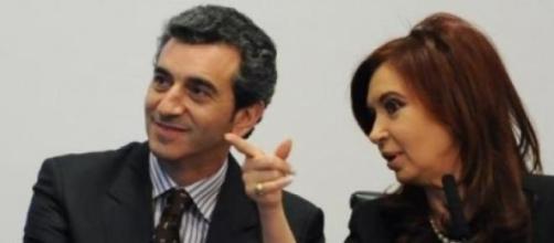 El conflicto Randazzo - Cristina