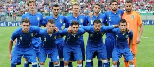 Italia - Svezia, inizia l'europeo under 21