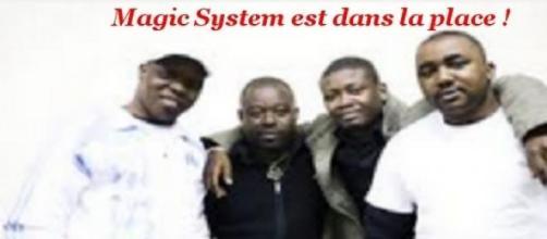 Magic System groupe soudé qui attende le succès