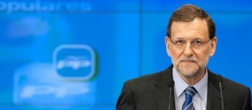 Mariano Rajoy, que ha comparecido esta tarde.