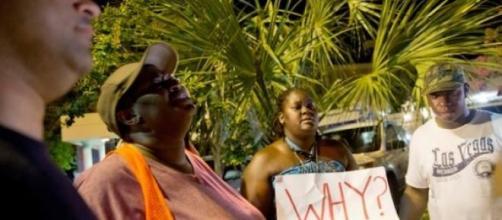 Masacre en Charleston, indignación y tristeza