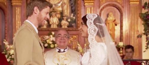 Nicolas e Mariana si sposano