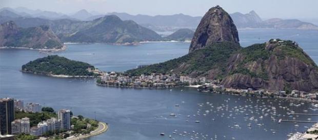 A bela Enseada de Botafogo