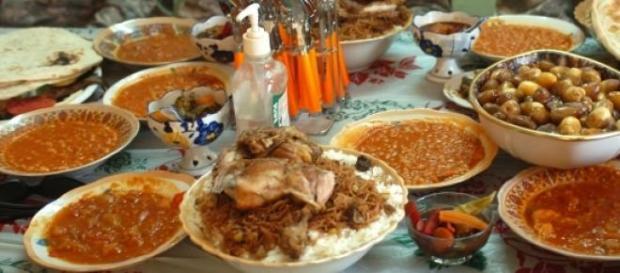 Alimentos típicos de los musulmanes