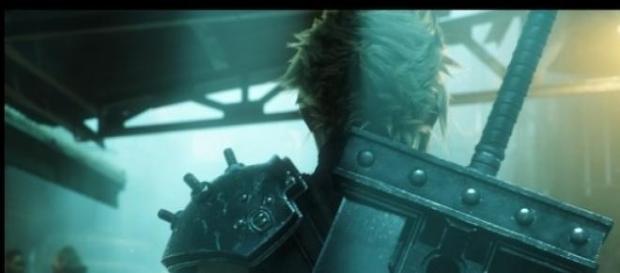 Cloud de Final Fantasy 7 en su remake