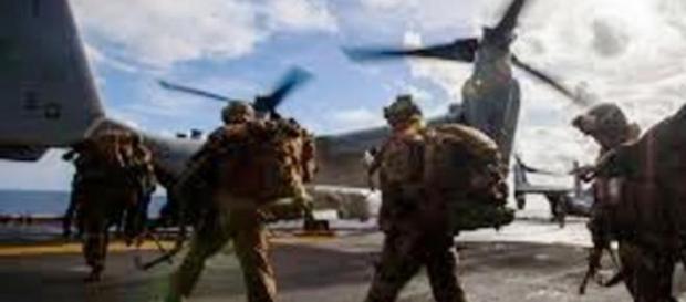 Ćwiczenia NATO w Polsce, manewry szpicy