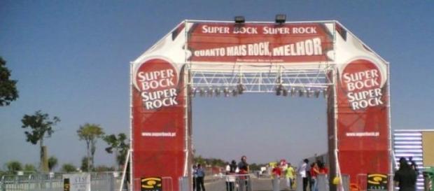 Festival Super Bock Super Rock, Parque das Nações.
