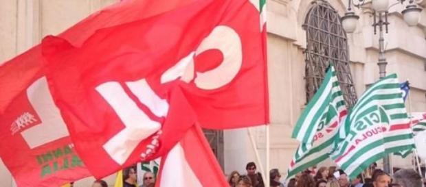 I sindacati in piazza contro la riforma