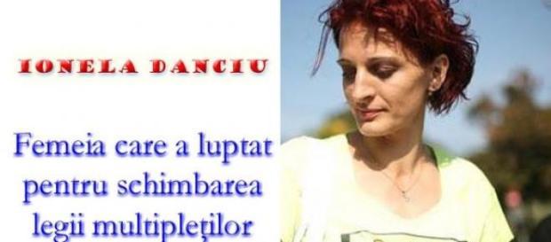 Ionela Danciu Brişcaru,femeia ce a învins sistemul