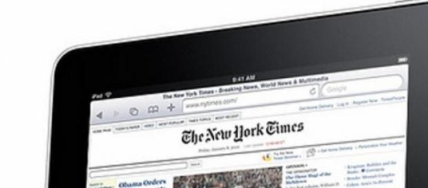 La edición de documentos en el IPad de Apple