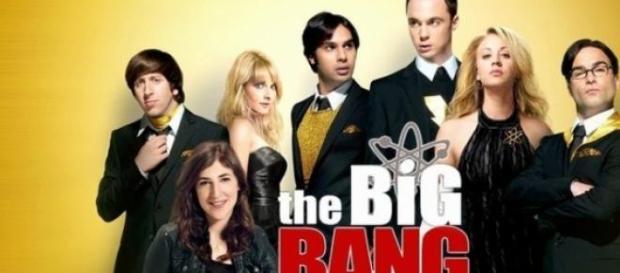 Portada de la serie 'The Big Bang Theory'
