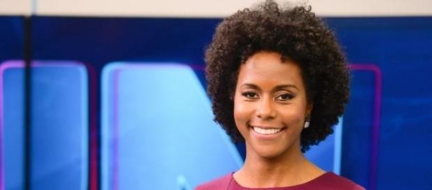"""""""Moça do tempo"""" pode sair do 'Jornal Nacional'"""