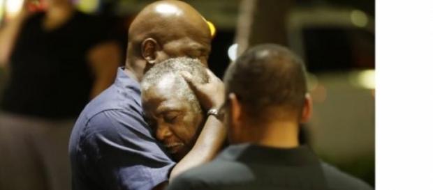Strage in una chiesa afroamericana