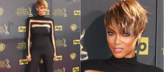Tyra Banks é uma das mulheres mais bonitas da moda