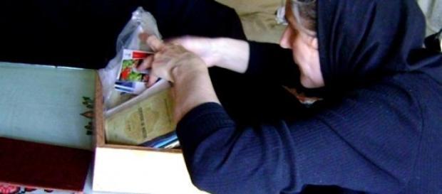 Viorica Paşcalău, femeie de serviciu licenţiată