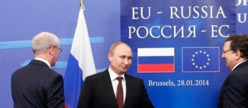 28.01.2014, incontro Russia e UE