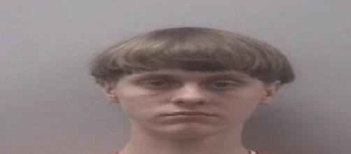 Dylann Roof, il killer di Charleston.