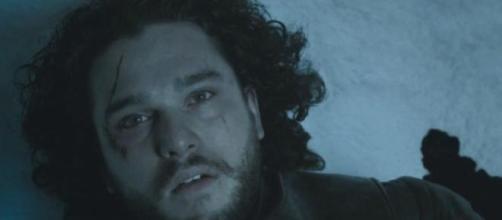 Il Trono di Spade, l'ultimo fotogramma di Jon Snow