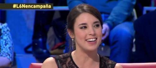 Irene Montero, la nueva chica de Pablo Iglesias