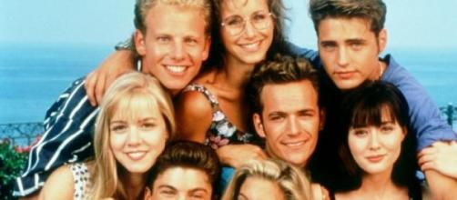 """The unauthorized Beverly Hills 90210 Story"""