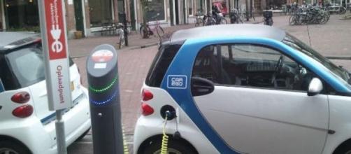 Os veículos elécctricos estão mais em voga.