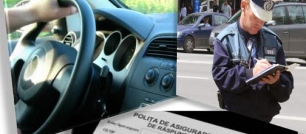 Asigurare auto din România.