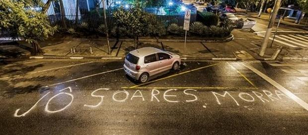 Jô Soares é ameaçado de morte