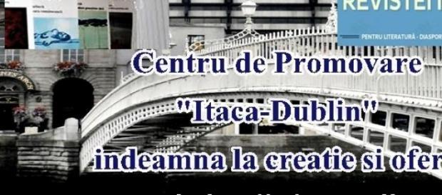 La Dublin, Itaca ţinea steagul sus în cultură