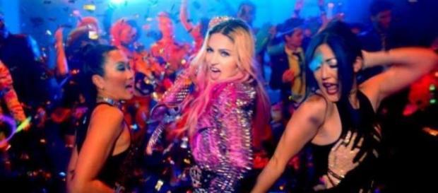 """Le dernier clip de Madonna: """"Bitch I'm Madonna"""""""